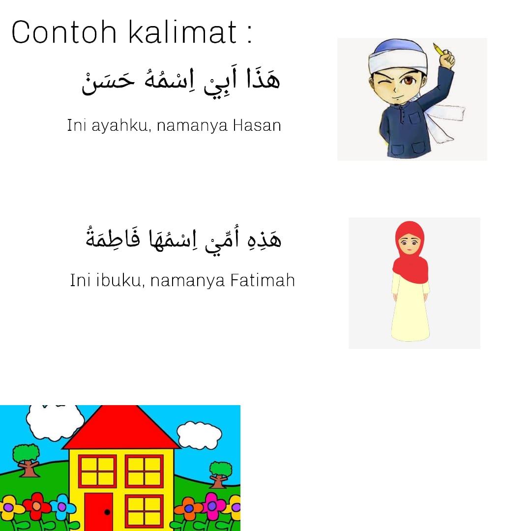 Kata Ganti Kepemilikan Dalam Bahasa Arab – Rasanya