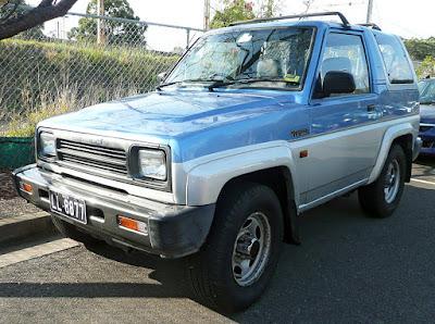 Mobil bekas-1992-1993 - Daihatsu-Feroza