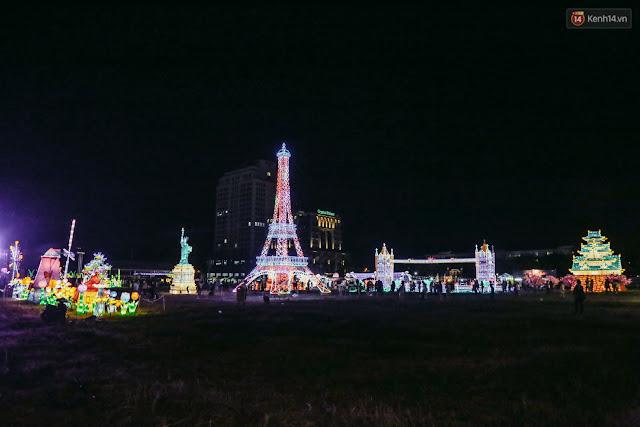 Lễ hội ánh sáng tại TP. Bắc Kạn