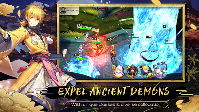 Tales of Demons and Gods Mod Apk