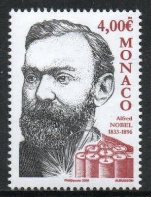 Monaco 2008 Alfred Nobel