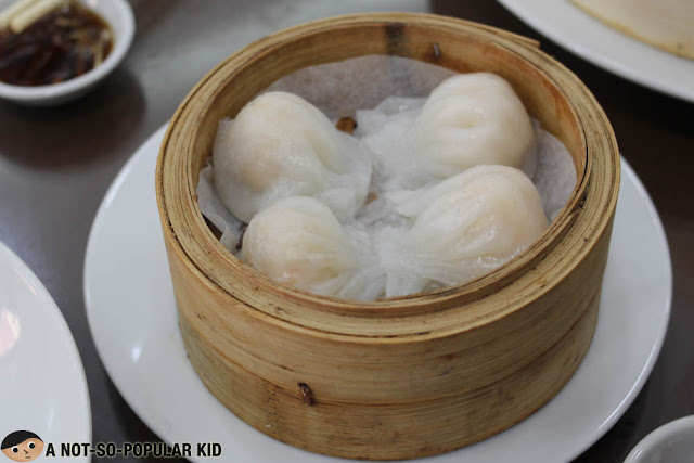 Hakaw Dimsum of Tien Ma