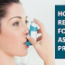 Home Remedies for Asthma Problems