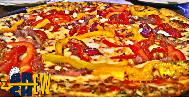Underdoggs Sports Bar and Grill, Bangalore | Hot Ranch Chicken Pizza