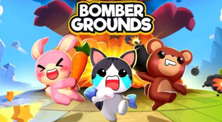 games pc ringan terbaik Bombergrounds: Battle Royale