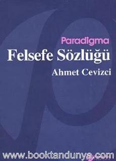 Ahmet Cevizci - Paradigma - Felsefe Sözlüğü
