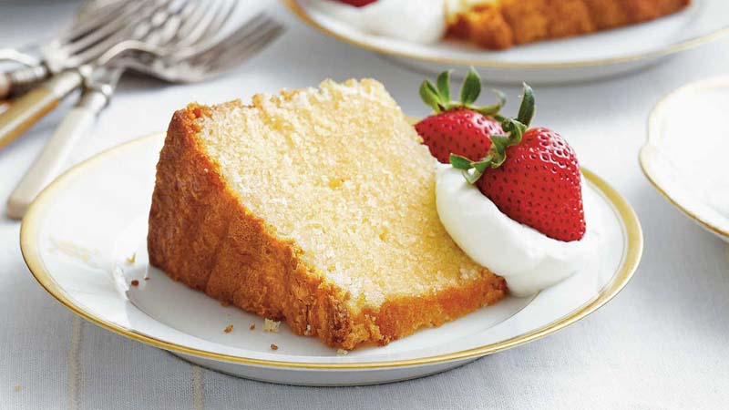 Old-Fashioned Pound Cake