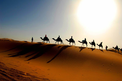 Fes to Marrakech 3 day desert tour