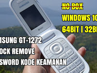 Samsung GT-1272 Unlock Password Lupa Kode Pengaman Mendukung Windows 10/8 64bit 32bit