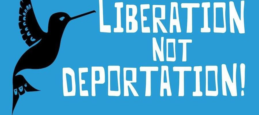 DACA Liberation not Deportation - Undocumented and Unafraid