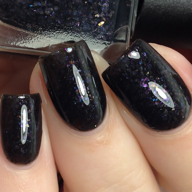 Night Owl Lacquer-Wings of a Bat