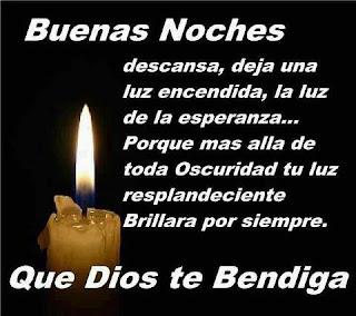 Imagenes para facebook con Mensajes de Buenas Noches