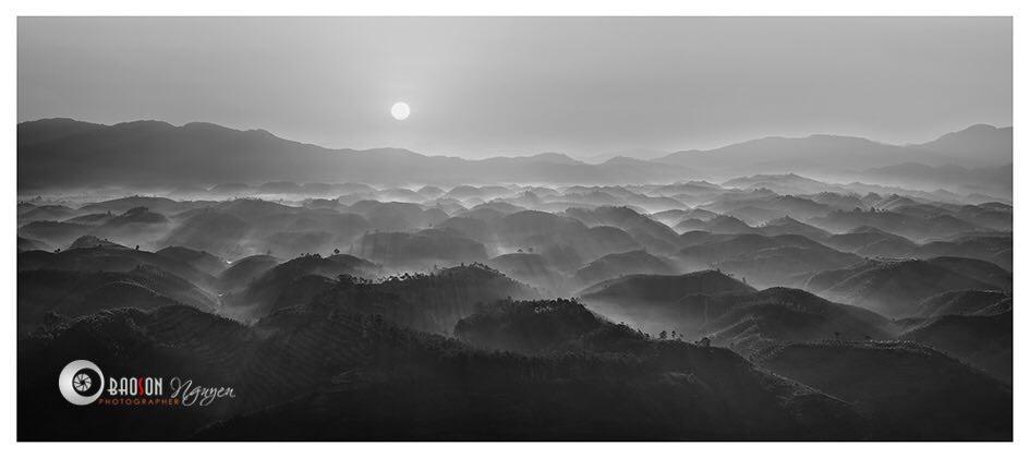 Tour giao lưu sáng tác ảnh Bảo Lộc
