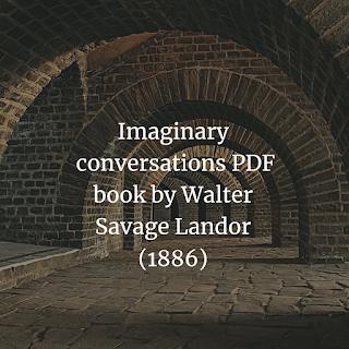 Imaginary conversations PDF book
