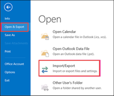 Move Google Contacts to Outlook Quickly   Best Export Import