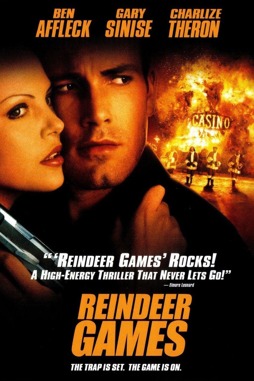 Reindeer Games (2000) เรนเดียร์ เกมส์ เกมคนมหาประลัย