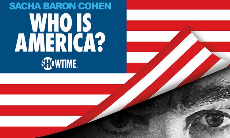 Quien es America (Who Is America) (2018) online