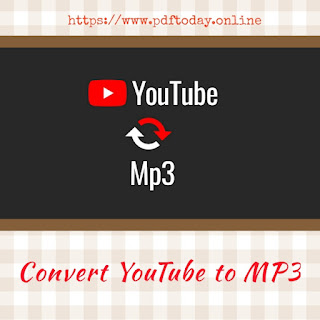 YouTube to MP3 - Methods to Convert YouTube Videos