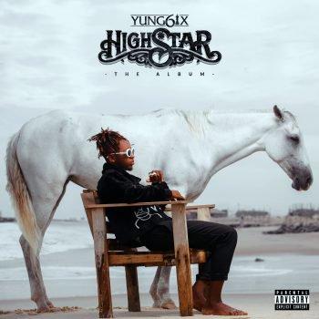 "Popular Singer, Yung6ix Unveils Album Art For ""High Star"""