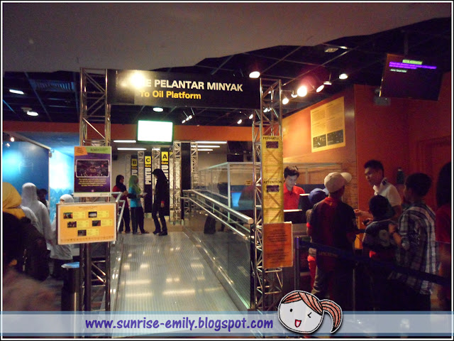 Media Tour to The Discovery Centre of Petrosains, KLCC