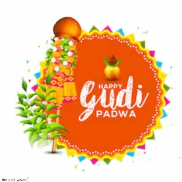 gudi padwa wishes hd images