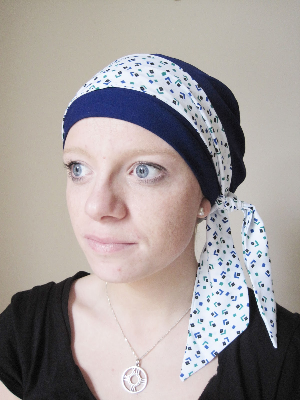Feelgood Scarves: New hats for Chemo Patients