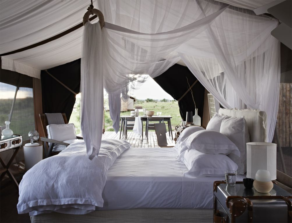 Singita Lodge│Tented Camp Tanzania 1