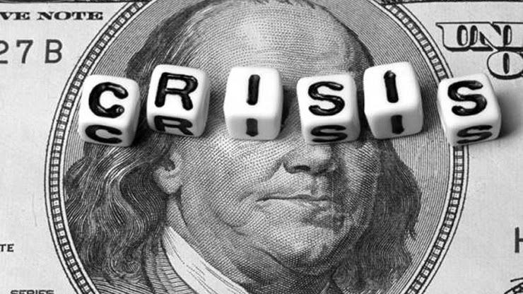Финансовые кризисы виды
