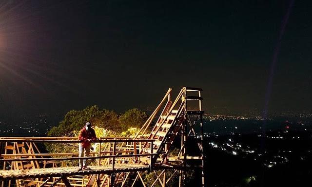 Wisata Malam di Boyolali