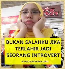 pribadi yang introvert