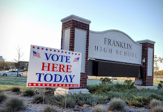 """Franklin Town Council candidates weigh in on town finances"""