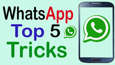 top 5 WhatsApp Secret Tricks