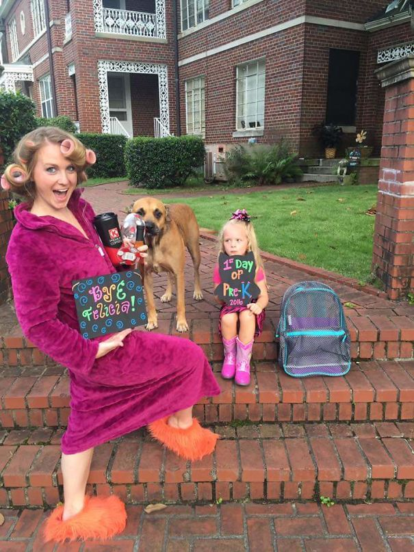 Welcome To Stanisha Ugwuayis Blog Hilarious Photos Of Parents - 19 hilarious photos of parents celebrating the day their kids go back to school