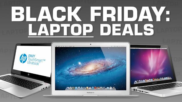 Best Laptop deals on black Friday