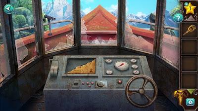 в рубке катера нет фрагмента карты для прокладывания пути