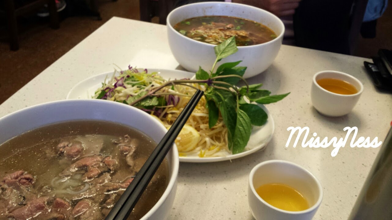 Super Bowl Pho & Bun Bo Hue | Missy Ness' Train of Thought