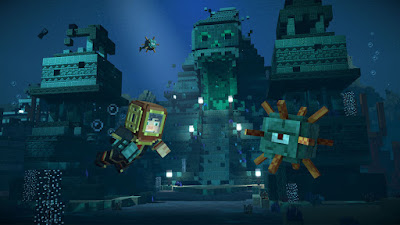 'Minecraft: Story Mode - Season 2' from Telltale Games and Mojang Coming July 11th