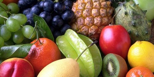 Buah-buahan dapat memperkuat daya tahan tubuh