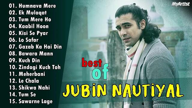 Jubin Nautiyal New All Songs List