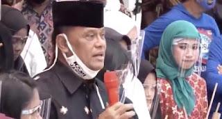 Atas Nama Presidium KAMI, Gatot Nurmantyo Ingatkan Jokowi