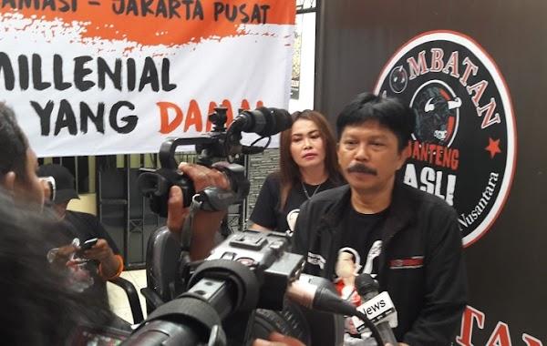 Rongrong Wibawa Presiden, DPN Kombatan Desak Jokowi Copot Moeldoko