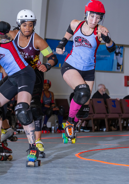 Atlanta Rollergirls | Photo: Jeremy Wren