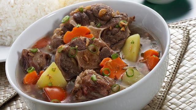 Resep Masakan Oxtail Sup Untuk Sajian Spesial Sahur Dan Berbuka Puasa