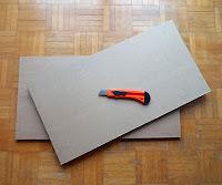 Resultado de imagen para cartón piedra 2 rectangulos