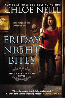 Friday night bites    Chicagoland vampires #2   Chloe Neill