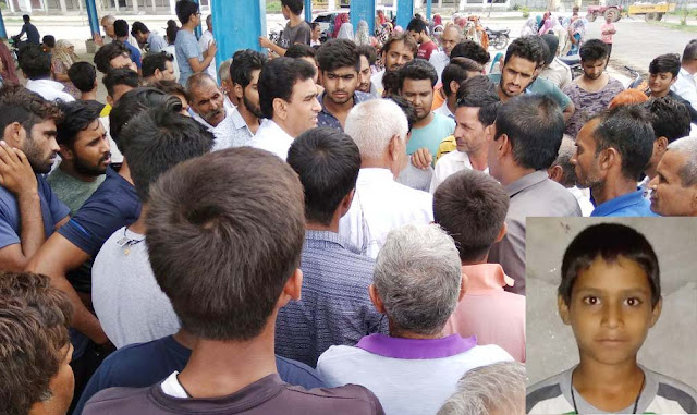 Police administration fails to stop crime in Tigam: Lalit Nagar