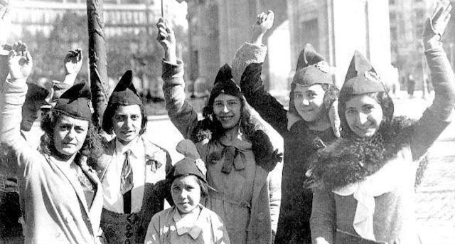 Las mujeres en la II República
