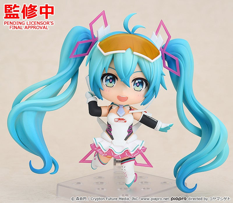 Hatsune Miku GT Project - Nendoroid Racing Miku -2021 Ver.- (Good Smile Company)