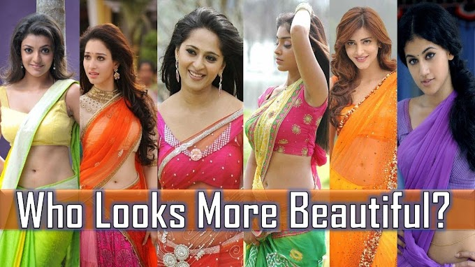Sizzling Hot! 5-South Indian Actresses in Sarees to watch out for!