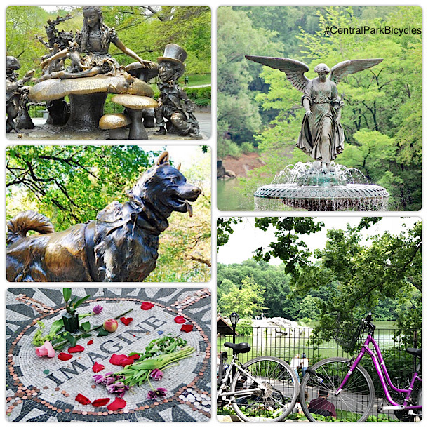 Central Park Bicycles - Rental n Tours